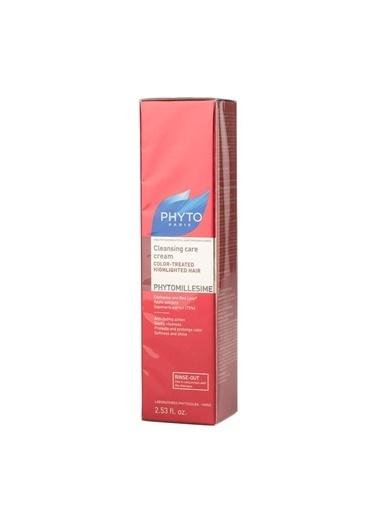 PHYTO PHYTO Phytomillesime Cleansing Care Cream 75 ml - Boyalı Saçlar Renksiz
